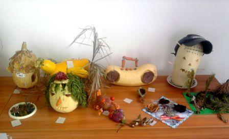 Подведены итоги выставки поделок из овощей и природных материалов.  После общешкольного голосования выявились...